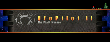 UfoPilot II : The Phadt Menace